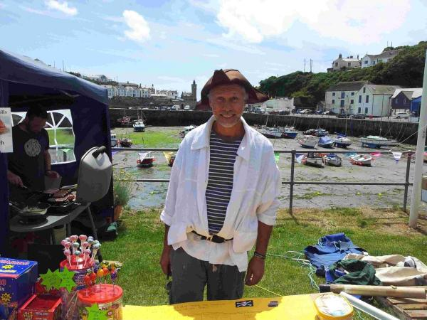 Porthleven fun day raises air ambulance funds