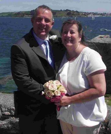 Falmouth couple's Travelodge honeymoon to remember how they met