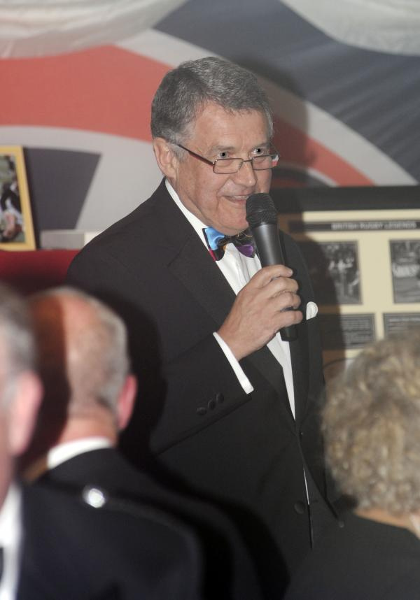Ian Connell, the new chairman of the Cornish Pirates. Picture: SIMON BRYANT