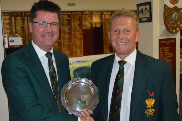 GOLF: Old skippers return to Falmouth course