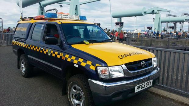 Missing person shout for Falmouth Coastgyard ends in safe return of intoxicated individual