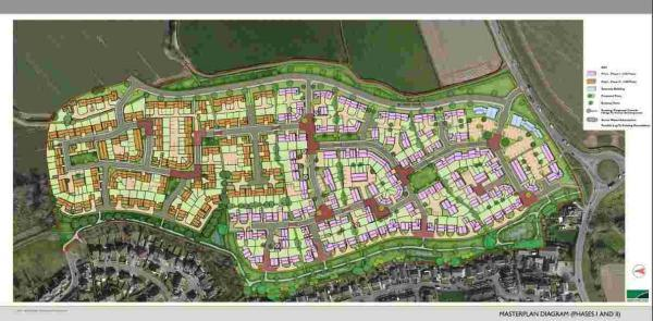 Huge Helston homes plan could be submitted this summer