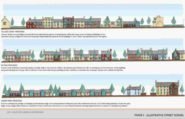 Plans for 340 new Helston homes move a step closer