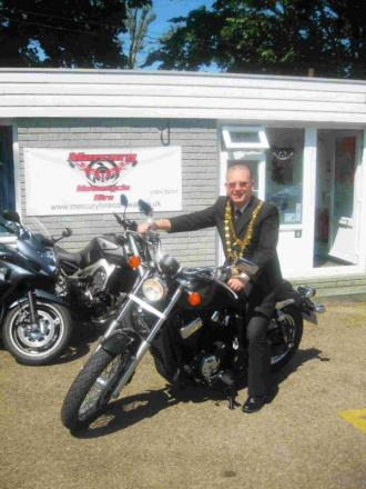 Two wheeled tourism firm sets up Helston motorcycle tours