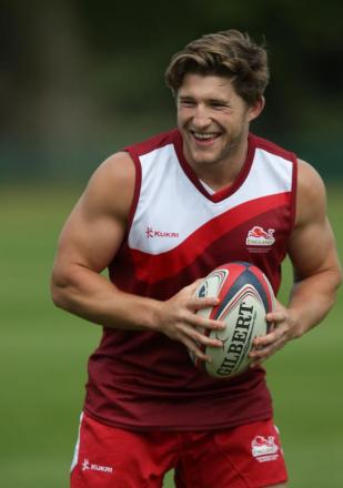 RUGBY: Burgess has Commonwealth Games dream
