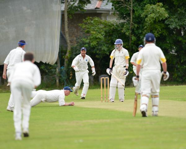 CRICKET: Gorran demolish Stithians - again