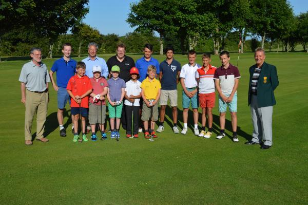 GOLF: Youth given chance to try Falmouth Golf Club