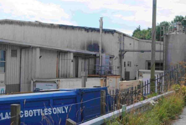 Pasty production back on track after fire at Falmouth factory