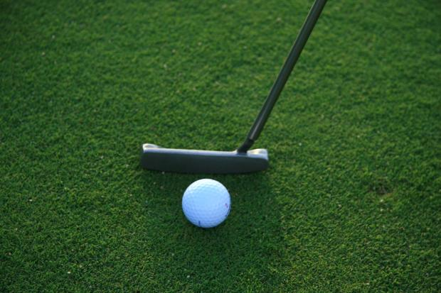 GOLF: Duos play for medals at Budock Vean