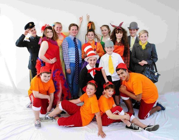 Falmouth's Young Generation bring 'Seussical' to stage