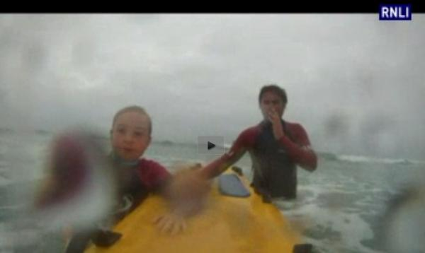 Repeated rescues spark warning of dangerous rip currents: VIDEOS