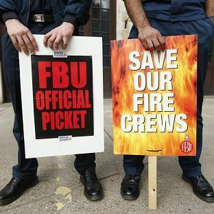 Firefighters in Cornwall to strike again