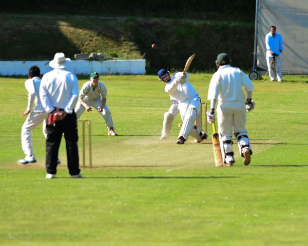 CRICKET: Falmouth's survival hopes dented with Newquay defeat
