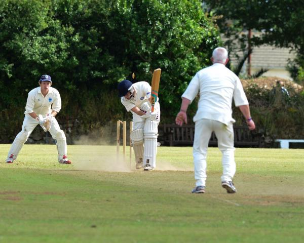 CRICKET: Promotion chase building for Helston