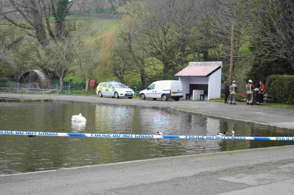 Homeless man's death in Helston Boating Lake hut fire blamed on heater