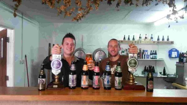 Penryn's Rebel Brewery welcomes new recruits