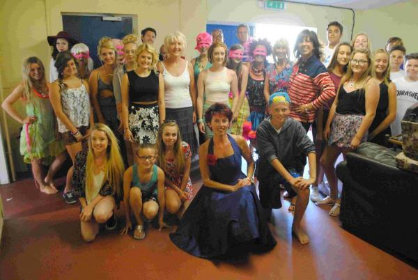 Fashion show fundraiser for Falmouth Festival Funds: PICTURES