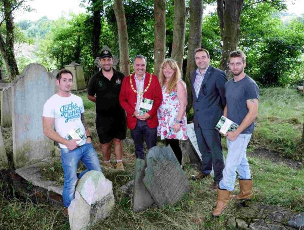 Dissenters cemetery tour to launch new history book