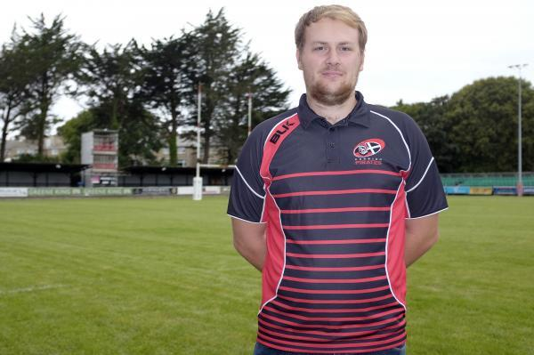 Ben Trevaskis, who is gearing up for a season with the Cornish Pirates. Picture: SIMON BRYANT/ITKIS PHOTOS