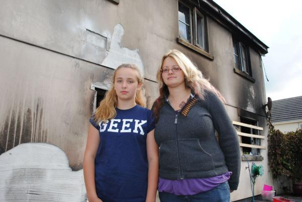 Family thanks community for support after Helston house fire