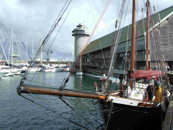 Museum pushes the boat out for Tall Ships