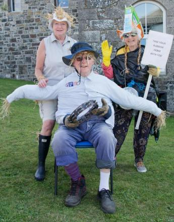 No shock that Mullion Scarecrow Festival was 'best ever'