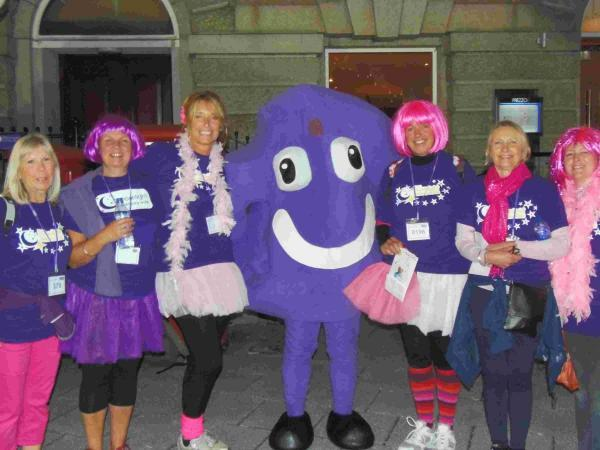 Falmouth's Moonlight Memory Walk lowers age limit