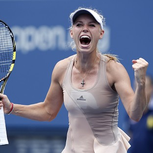 Wozniacki back in the big t