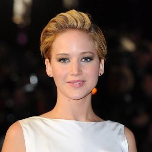 Jennifer Lawrence was one of the stars to be targeted