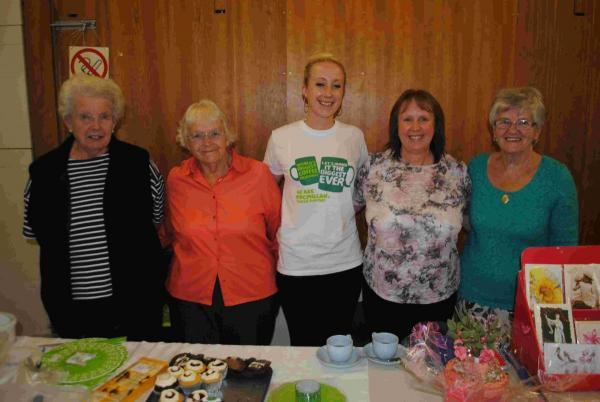 Fantastic support for Budock 'biggest' coffee morning: PICTURES