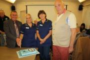 Prostate cancer support group in Cornwall celebrates 10th anniversary