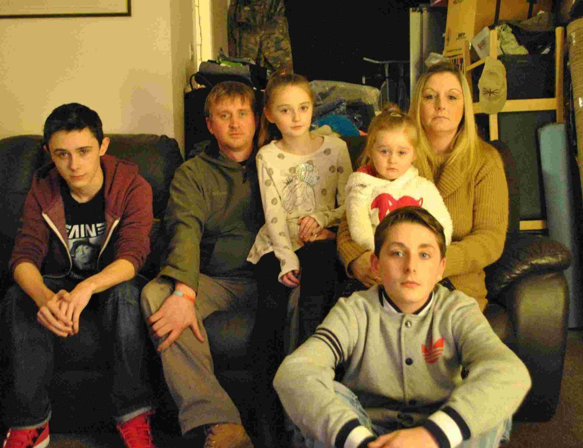 Honesty not the best policy as Cornwall Council refused to house ex-soldier and family
