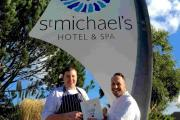 Restaurant rosettes top 'amazing year' for hotel