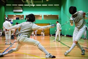 FENCING: Clean sweep of sabre golds for Truro