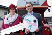 Bus campaign to build hope for homes