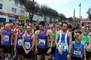 Runners ready for Falmouth charity challenge