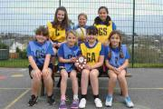 St Mary's School shows sporting success