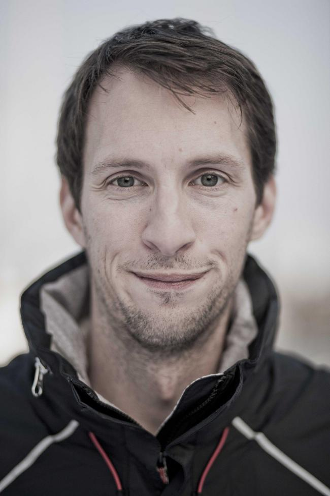 Huw Fernie, from Falmouth, is taking on the Clipper Round the World Yacht Race