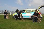 Police Dogs Display Team set for Royal Cornwall Show Show