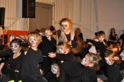Pupils performance of cats hailed as 'absolutely fantastic'