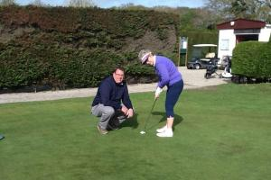 GOLF: Ladies invited to get into golf at Falmouth