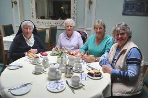 Cakes and a choir for Falmouth fundraisers
