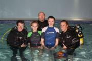 RNLI support free dive sessions in Falmouth