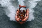 Loose kayak and drifting dinghy mean two shouts for Falmouth RNLI