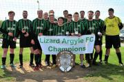 Lizard Argyle will be in the Trelawny League Premier next season after winning the Division One title. Picture: PHIL RUBERRY