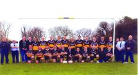 Illogan Park RFC 2006-2007 (back row left to right): Mark Evans, Andy Baker, Alan Young, Paul Metcalfe, Royce Molin, Mark Moyle, Ralph Garth, Mark Williams, Steve Rhys, Rob Exelby, Darren Rowe, Matt Riches, Martin Bray, David Gulliver, Adam Calloway, Clif