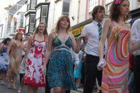 Dancers in Helston