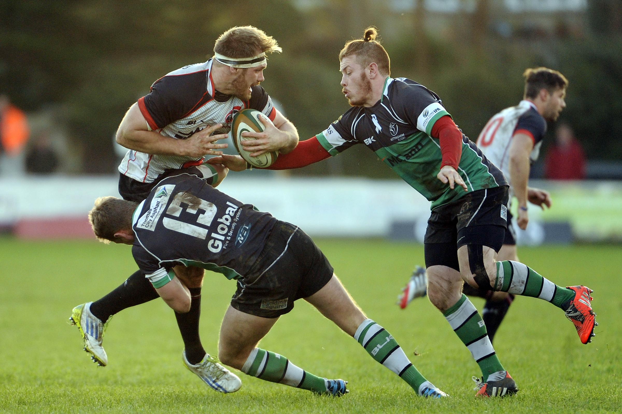 Nottingham will be in the same group as the Cornish Pirates