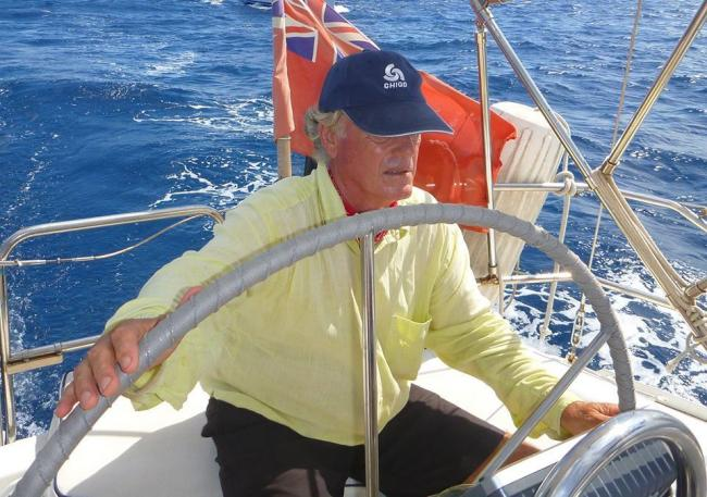 Falmouth bound yachtsman dies after Lizard search