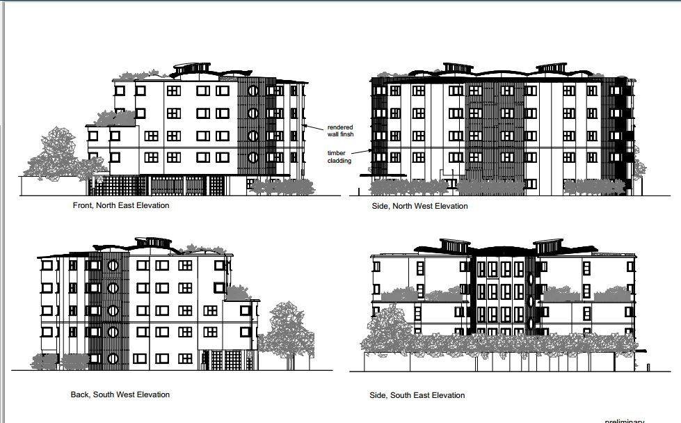 First came plans for Premier Inn, now 99 student bedrooms are proposed for Falmouth car park site